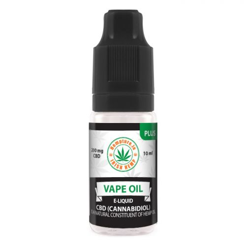 CBD Vape E-Liquid 200mg CBD 10ml